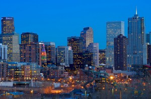 apartments in colorado: skyline