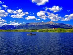 apts colorado: mountains